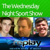 6/2/13- 7pm- The Wednesday Night Sport Show with Andrew Snaith