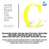 Half-Alpha - Heads Ain't Ready for the Alphabet - Side C4