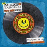Thanoz - Live @ Dordrecht loves Houseclassics · Vinyl Only Edition [7 April 2018]