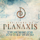 Black Coffee @ Tomorrowland Belgium 2018 (The Organ of Harmony Stage) - 20 July 2018
