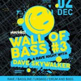 LIVE @ Wall of Bass, Edinburgh, 2 Dec 2016