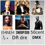 EMINEM VS SNOOP DOOG VS 50CENT VS DR DRE VS 2PAC VS DMX