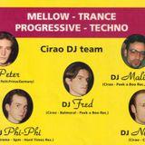 PHI-PHI @ Trance Vibrations @ Cirao Dance-Hall (Waregem):19-11-1994