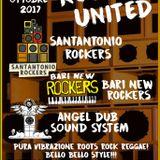ROCKERS UNITED - 7 Ottobre '17 @ Kedros (Bari)