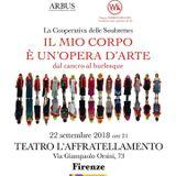 A Radioquestasera: Francesca Sanità, educatrice, conduttore di gruppi a matrice teatrale, 15.09.18