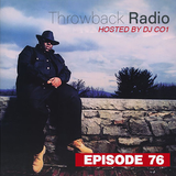 Throwback Radio #76 - DJ CO1 (End Of Summer Mix)