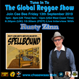 Cee Bee Global Reggae Show 163 13-09-2019