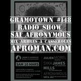 GRAMOTOWN #148-SAI-ARBRES A CASSEROLLES