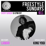Subsonic FM - Freestyle Sundays 011 (Special Guest: King Yogi)