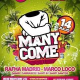 CarlosPinedo - RESET@MANYCOME 14 JULIO