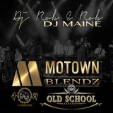 DJ ROB E ROB & DJ MAINE- MOTOWN OLDSCHOOL BLENDS (FULL VERSION ON DJROBEROB.COM