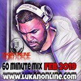 60 Minute Mix - February 2019