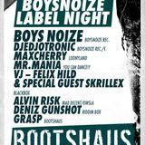 Boys Noize - live @ Bootshaus Cologne 25.02.2012