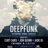 Deepfunk @ Primary, Chicago (Last Hour) 13.09.2013