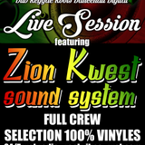 Zion Kwest @ Big Up Session 26-02-2016