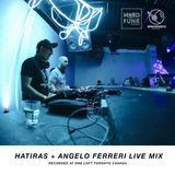 Hatiras + Angelo Ferreri Live in Toronto