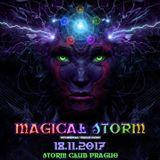 Zooropix @ Magical Storm - Protonica/Dohm - Storm Club Prague 18.11.2017