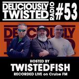 #DTradio WK53 #HouseMusic show on @Cruise_FM with @DJTwistedFish 111019