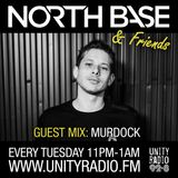 North Base & Friends Show #24 Guest Mix By Murdock [2017 03 14]