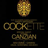 CANZIAN.LIVE.DJ.SET.COCKETTE @ PLASTIC.02.11.2012.MILAN.ITALY