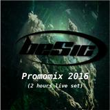 BeSic - Promo Mix 2016 (2 hours live set)
