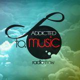 Addicted To Music on Radio Nova 101.7 FM (Sofia, Bulgaria) - 08/10/2012
