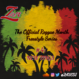 Official Reggae Month Freestyle #4 - New Tings