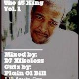 DJ Nikoless Skratch-Production Credits: DJ Mark The 45 King