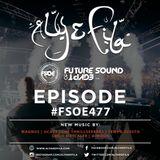 Aly and Fila - Future Sound Of Egypt 477