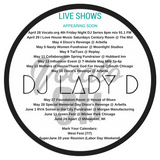 DJ Lady D - Vocalo.org April Mix