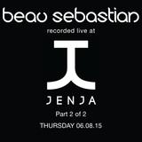 15.08.06 Beau Sebastian Live @ Jenja Nightclub, Bali Pt 2
