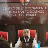 Confrencia Milito-Moyano - Presentación de Centro de Alto Rendimiento