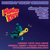 Midnight Riot Radio 6th Feb Feat Frank Virgilio