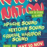 Keytown Sound @ Rasta Nation #41 (Nov 2013) part 1/7