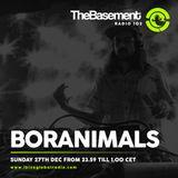 TheBasement Radioshow #102 - Ibiza Global Radio * Boranimals Guest Mix