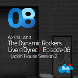 LIVE n'DYREC Radio Show – Episode #08 – Jackin' House Session 2