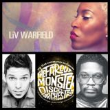 Show #169 (Who is Liv Warfield? Jarrod Lawson, A Disco Supreme, Herbie Hancock & more)