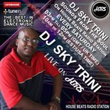 DJ Sky Trini Presents The Soulful Touch Live On HBRS 12- 8 -17