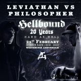 Leviathan vs The Philosopher @ Hellbound 21-02-2015