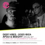 Deep Vibes - Guest Afgo & Beeghy - 30.11.2014