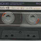 Radio Hosting with Debbie Jones (Dec 1987)