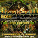 Freetech - Promo DJ Set - Shamballa Festival - 2014