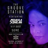 #007 Sere @ The Groove Station