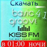 Dj Streamteck - #41 Basic Groove Radioshow on Kiss Fm
