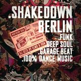 Shake Down Berlin Mix Tape
