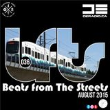 BFTS036 Aug 2015 - SONEK Live on DE Radio