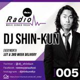 Axcell Radio Episode 005 - DJ SHIN-KUN