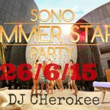 CHerokee @ Sono music club 26.6.2015