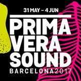 Music Is My Radar @ 107.7 Στο Κόκκινο -  01.06.17 (Primavera Sound Barcelona 2017)