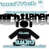 """Homie on """"TanzTrieb"""" - Nachtleben/Ffm - 10.04.'13"""